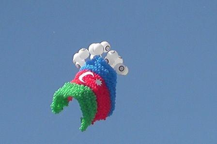 Праздник цветов в Азербайджане