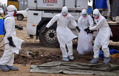 Ebola death toll in western Africa up to 1,427, WHO says
