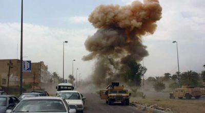 Iraq suicide bombing kills at least 12 people