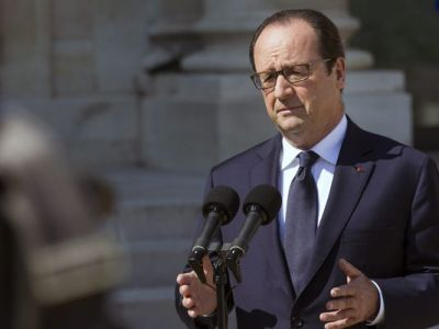 French president dissolves government