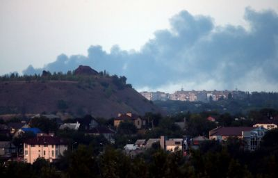 Three civilians killed in Ukrainian army's shelling of Donetsk
