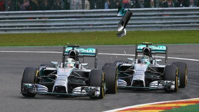 Mercedes incident is good for F1