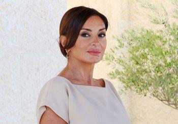 Mehriban Aliyeva's unusual and very sincere interview to Baku Magazine