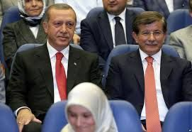 Azerbaijani delegates meet Recep Tayyip Erdogan and Ahmet Davutoglu