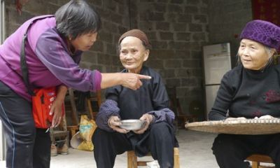 The Chinese village with the secret to long life