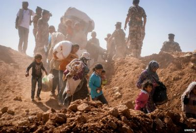 UN says more than 3m have fled war