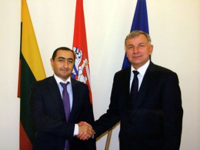 Azerbaijan, Lithuania discuss prospects of ICT cooperation