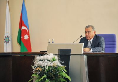 Head of Azerbaijani Presidential Administration chairs meeting to discuss the country`s information security