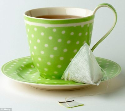 Drinking tea cuts risk of dying early by a quarter