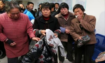 Man stabs students, teachers at central China school, 2 kills