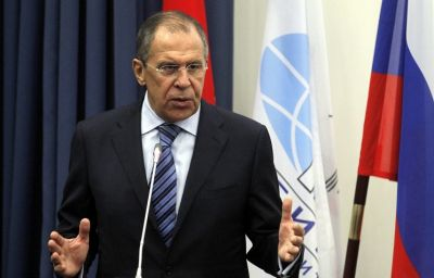 Lavrov: There will be no military interference to Ukraine