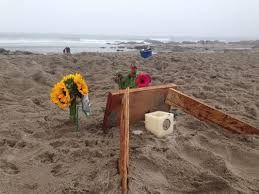 Sand collapse kills 9-year-old girl