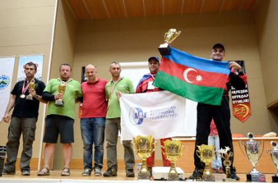 Azerbaijani team wins S2 category tournament of International Off-road Racing