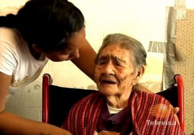 World's oldest woman celebrates 127th birthday VIDEO