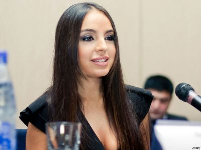 Leyla Aliyeva: Today Azerbaijan is a regional leader for its environmental initiatives PHOTO