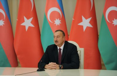 President Ilham Aliyev: The TANAP project, which is our brainchild, today attracts the attention of the whole world