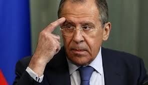 Ukraine should heed Putin's cease-fire plan. Lavrov says