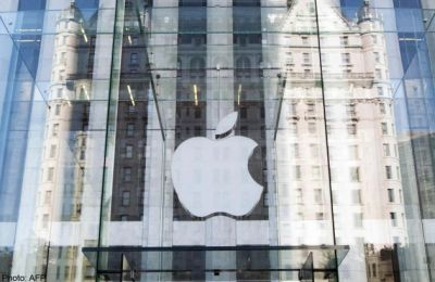 Apple shares slump ahead of Sept 9 iPhone launch