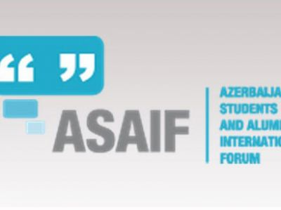 12th forum of ASAIF starts in Baku