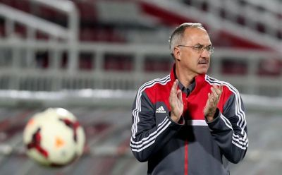 Uli Stielike appointed South Korea coach