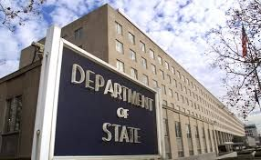 U.S. Department of State issues press statement on John Kerry`s meeting with Azerbaijani and Armenians Presidents