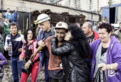 29 rescued 5 still missing in Bosnia mine collapse