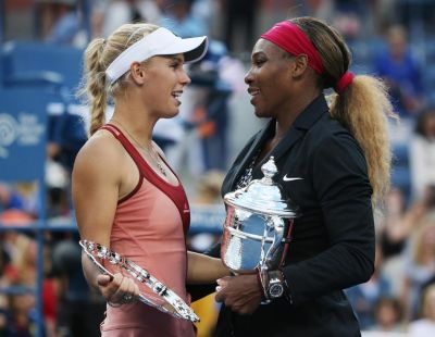Serena Williams wins 3rd US Open in row