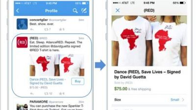 Twitter to let users buy goods using tweets