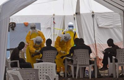 Many thousands' of new Ebola cases expected incoming weeks