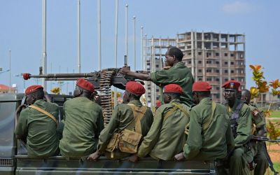 China deploys 700 troops to South Sudan