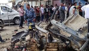 3 car bombs in Iraq, 3 killed 29 wounds