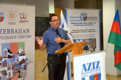 "A photo-exhibition- ""Azerbaijan- A Land of Tolerance""  opened in Israel"