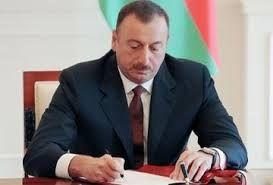 President Ilham Aliyev signs Decree