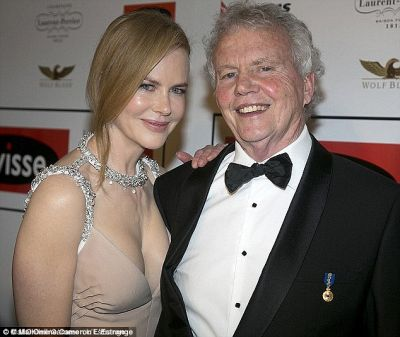 Kidman's father killed after 'fall' in Singapore  PHOTO