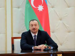 An expanded meeting held between Azerbaijani President and Malaysian PM