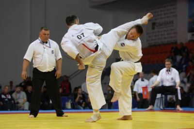 International karate tournament kicks off in Baku