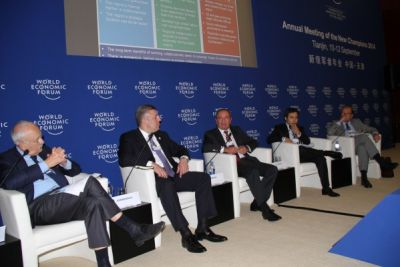 Azerbaijani ICT minister attends Asian Regional Summit of World Economic