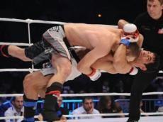Zaur Hajibabayev takes MMA world championship title