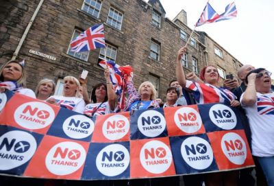 Scottish referendum still too close to call