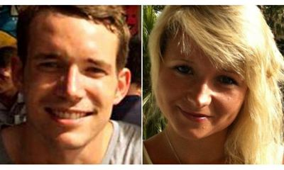 British tourists murdered in Thailand