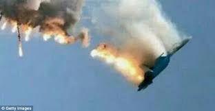 Syria warplane shot down by jihadists