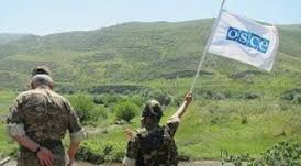 Monitoring of contact line between Armenian and Azerbaijani troops has ended without any incident