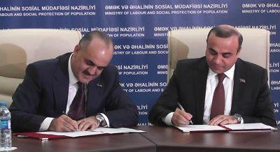 ƏƏSMN ilə Şura arasında Memorandum imzalanıb