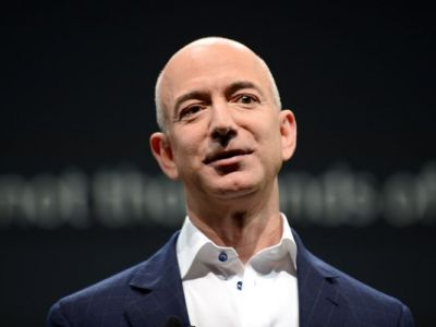 Bezos announces rocket-engine partnership