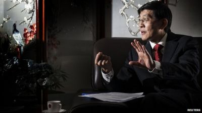 Spy claims over absent China envoy