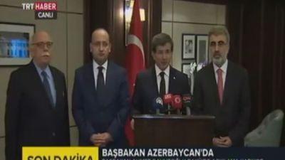 Girov götürülən türk diplomatlar azad edilib
