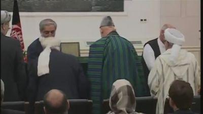 Əfqanıstan yeni prezidentini seçib