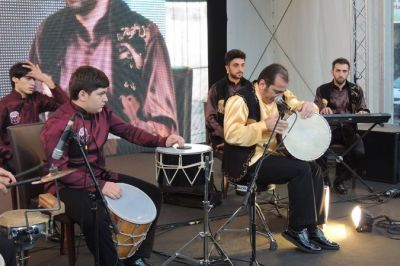 Azerbaijani masters of art perform with a concert program in Paris  PHOTO