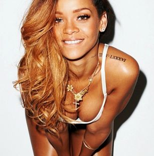 Nude photos of Rihanna allegedly leaked