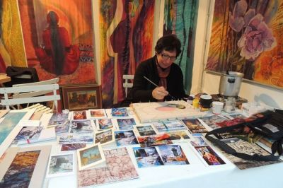Azerbaijani art masters perform in Paris PHOTO